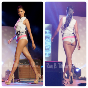 Contestant #11 Janicel Lubina in Jag Jeans