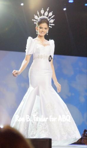 Contestant #14 Princess Joy Camu in National Costume