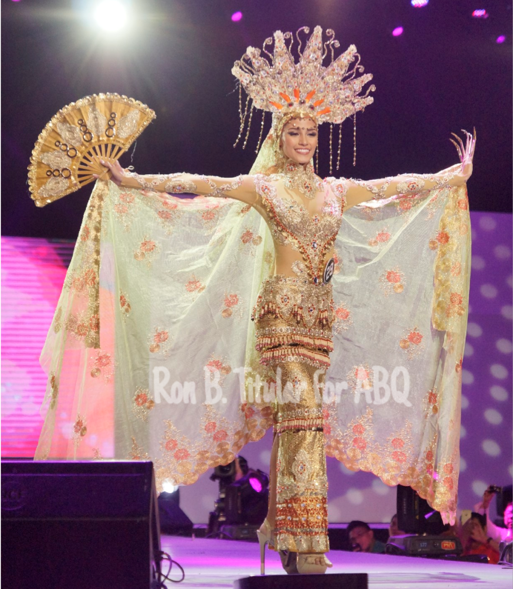 My Top 5 Favorite National Costumes at the Bb. Pilipinas 2015 Fashion Show