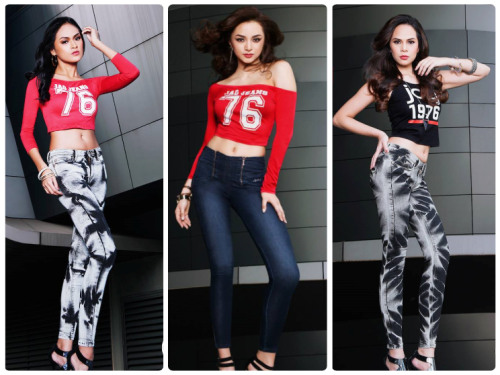 Favorites for Semis - #3 Ria Rabajante, #12 Kylie Verzosa and #1 Samantha Balbin