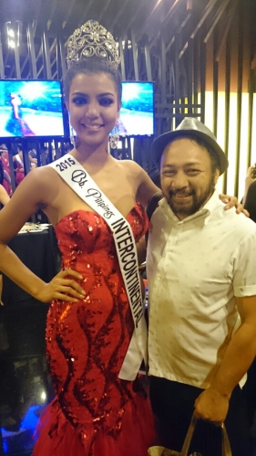 My hubby Ron traces his roots to Nabua, Bicol, the same town Christi Mcgarry represented in Bb. Pilipinas 2015. Just like Christi, my hubby is a Fil-Am who grew up in the US